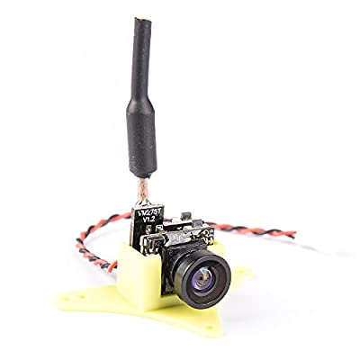 iFlight 5.8G 25MW 48CH Wireless Mini Transmitter Camera Combo with Fixing Mount For Indoor Fly FPV Racing Quadcopter Drone