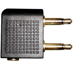 flugzeugsitz-kopfhorer-adapter-35mm-stereo-klinke-doppel-mono-klinkenkupplung