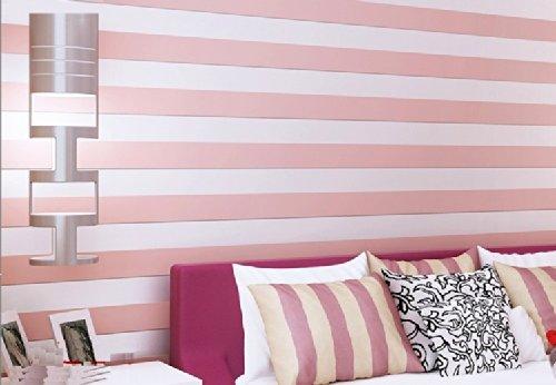 europeo-moderno-minimalista-tessuto-rotolo-di-carta-da-parati-a-righe-2-colori-scegliere-053-m-10-m-