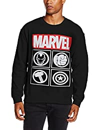 Marvel Avengers Icon, Sweat-Shirt Homme
