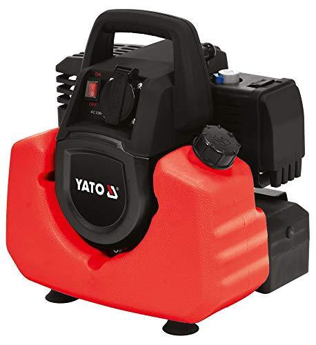 Inverter Benzin Stromgenerator Stromerzeuger 880W 230V Not-Stromaggregat