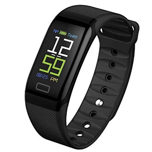 JDTECK Motorola Moto G7 Plus Fitness Bracelet, Smartwatch Pedometer mit Bluetooth Sender, Fingerprint Unlock, Fitness Waterproof Tracker Kompatibel mit Ihrem Motorola Moto G7 Plus
