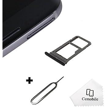 MMOBIEL Dual SIM Karte Schlitten Tray kompatibel mit