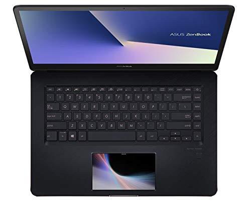 ASUS ZENBOOK PRO UX580GE-BN070R, 15,6' FHD, I7-8750H, 16GB, SSD 1TB PCI-Ex,GTX1050TI 4GB, Windows 10 Prof. 1,7 kg, Certificazione Pantone