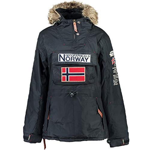 Geographical Norway Parka Mujer BOOMERA Ass B Azul Marino 02