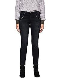 Amazon.it  jeans donna con strass - 50 - 100 EUR  Abbigliamento 2032f713e92