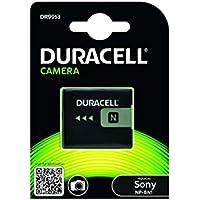 Duracell DR9953 Batteria per Sony NP-BN1, 3.7V, 630 mAh, Nero
