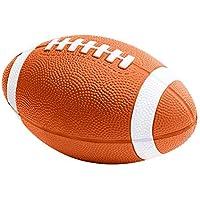 Teabelle American Football Größe 9 Gummi für Schüler, Erwachsene, professionelles Wettkampf, Rugbyball