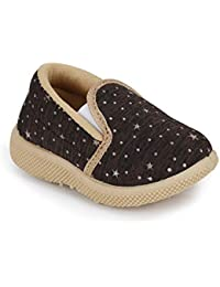 SMARTOTS Causal Baby Shoes Multicolor Age-Group 4 Months to 24 Months for Kids Brown