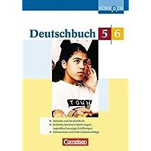 Deutschbuch Gymnasium - Hörbücher - zu allen Ausgaben: 5./6. Schuljahr - Hörbuch-CD
