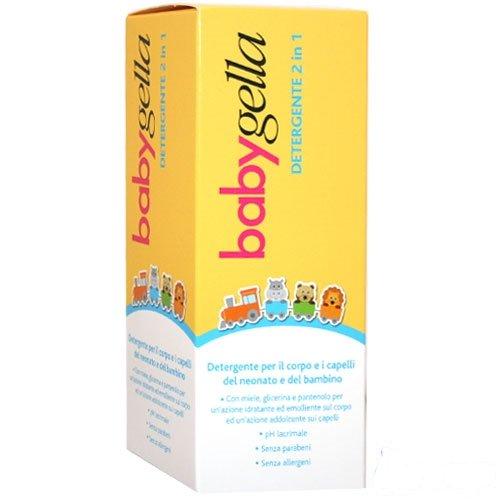 Babygella detergente 2in1 150ml