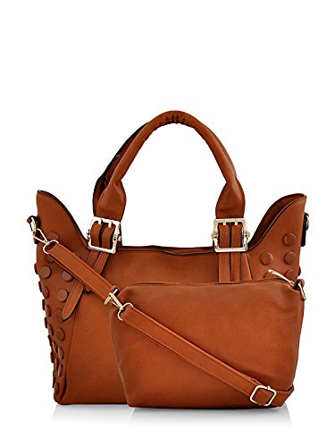 Mark & Keith Women Brown Handbag (MBG 0408 BN )