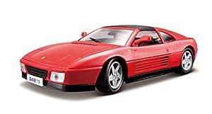 Ferrari - 348ts, vehículo (Bburago 18-16006)