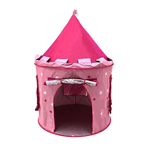 hloss Pop Up Spiel Zelt Fee Prinzessin ()