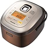 SR-HX103-T cook 5.5 cups Panasonic IH Rice Cooker Brown 1.0L