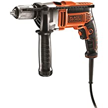 Black and Decker KR705K-QS - Taladro percutor con maletín (750.0 W 230.0 V)