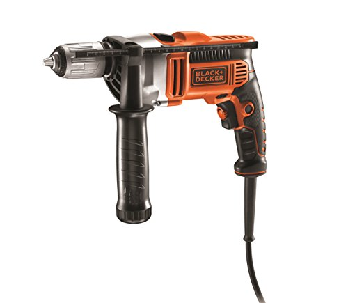 Black + Decker KR705K Perceuse a percussion électronique 750 W