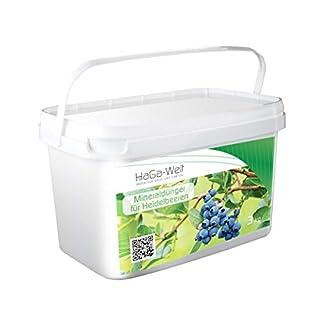 Mineraldünger für Heidelbeeren Dünger Obstdünger Düngemittel Pflanzendünger 3kg
