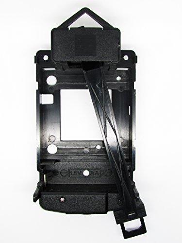 Quarz-Pendelwerk ANTRIEBSEINHEIT-Modul, passend für alle Standard-Uhr von Bewegungen schwarz