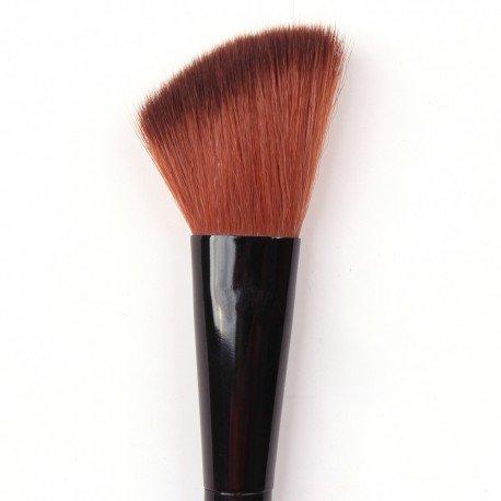 Pinceau poudre blush biseauté qualité professionnelle