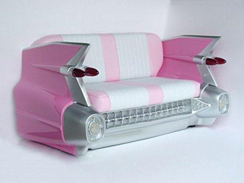 Divani Per Esterni In Plastica : Walt deko divano u cadillac new pink a grandezza naturale cm