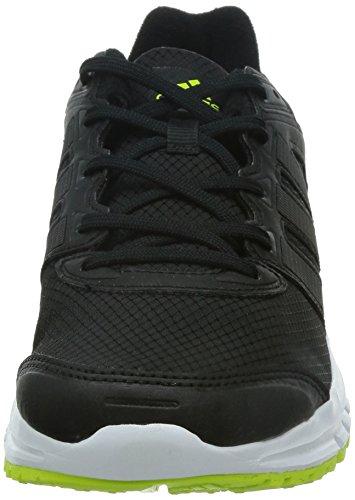 adidas Performance Duramo 6 ATR Herren Laufschuhe Schwarz (Core Black/Core Black/Semi Solar Yellow)
