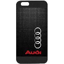 Iphone 6s/4.7 Inch Carcasa Case Car Logo Audi Hard Pl¨¢stico Phone Carcasa Case Para Iphone 6/4.7 Inch