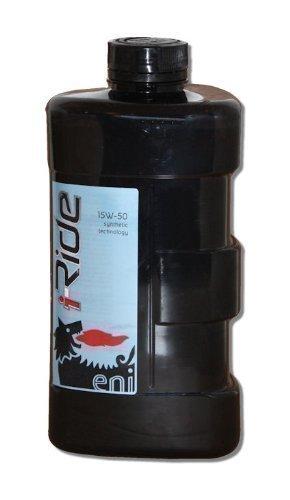eni i-Ride PG 15W-50 4-Takt-Motorrad-Motoröl - 1,0 Liter