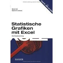 Statistische Grafiken mit Excel: Eine Rezeptesammlung