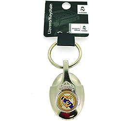 Llavero Real Madrid Club de Fútbol Modelo II Producto Oficial
