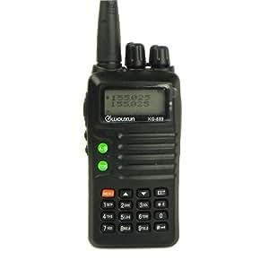 Central World New Walkie Talkie UHF 199CH KG-889 WOUXUN DTMF ANI VOX Alarm FM 1750MHz Two-Way Radio A0893A alishow