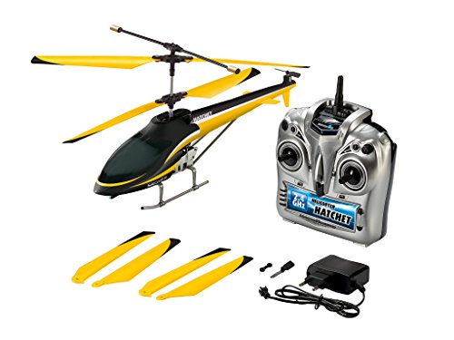 Revell- Hélicoptère, 23924, Noir