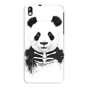 DailyObjects Zombie Panda Mobile Case for HTC Desire 816