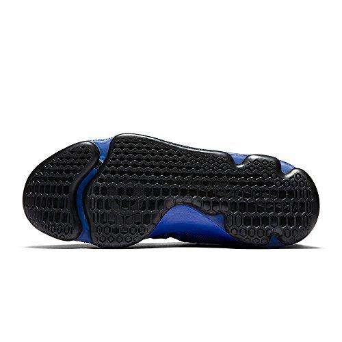 Nike Jungen 855908-410 Basketballschuhe Blau