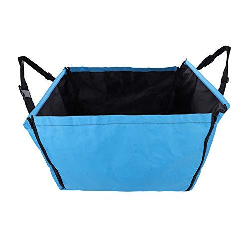ITODA Kofferraumdecke Haustiere Autoschondecke Wasserdichte Decke Outdoor Hundedecke Blau Katzendeckemit Reißverschluss KofferraumschutzUnterlage Schutzdecke Schlafdecke für Auto Reise Kofferraum