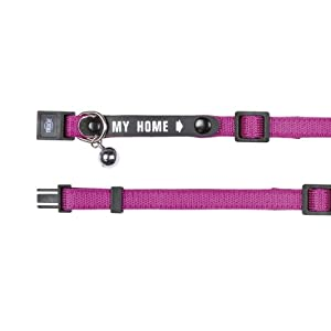 MY HOME Cat Collar - Better Than A Tag