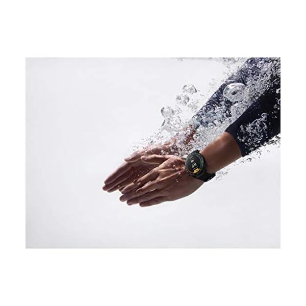 Honor MagicWatch 2 46 mm Smart Watch, con monitor de ritmo cardíaco y estrés, modos de ejercicio, aplicación para correr… 7