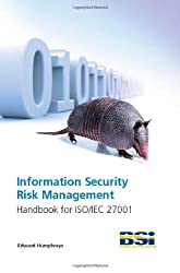 Information Security Risk Management. Handbook for ISO/IEC 27001