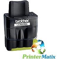 BROTHER LC-900BK NERO DCP 315CN/340CW/FAX 1840C/MFC 620CN CARTUCCE COMPATIBILI Confezione