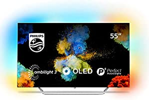 Philips Ambilight 55POS9002/12 Televizyon, 139 cm (55 İnç) Oled TV (4K, Akıllı TV, HDR Perfect, Android TV, Google Play...