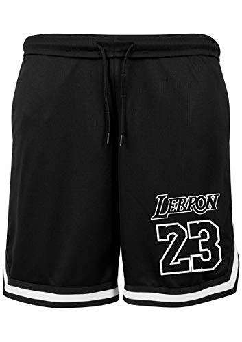 ef9b69d29a8 KiarenzaFD Shorts Basket Lebron King James 23 Los Angeles All Star Games  Herren