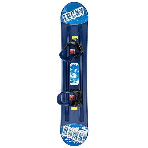 lucky-bums-bambini-snowboard-in-plastica-bambino-plastic-blue-95-cm