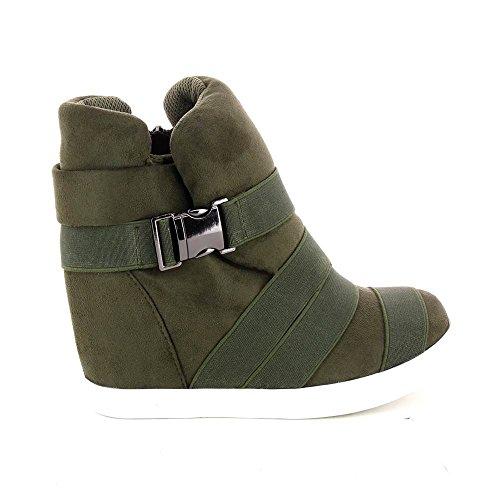 Go Tendance ,  Sneaker Donna Verde