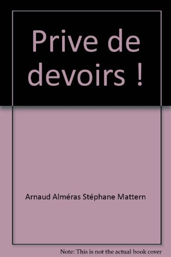 """<a href=""""/node/7174"""">Privé de devoirs !</a>"""