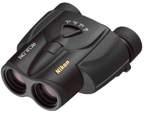 Nikon Aculon T11 8-24x25 Zoom-Fernglas (8- bis 24-fach, 25mm Frontlinsendurchmesser) schwarz