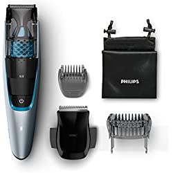 Philips BT7210/15 Tondeuse barbe Series 7000 avec système d'aspiration des poils