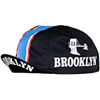 Brooklyn Cap Radmütze Radlercap