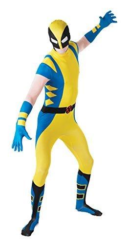 Rubies 887186 Wolverine 2nd Skin Costume - Wolverine - X Large - (Wolverine Alternative Kostüme)