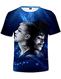Amazon.es: camisetas rap - S: Ropa