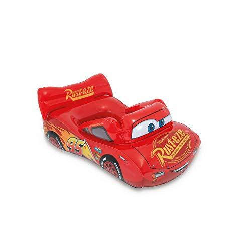 Lively Moments Kinderboot / Aufblasboot / Schlauchboot Disney Pixar - Cars Lightning McQueen / Badeboot ca.109 x 71 cm